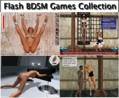 Flash Games Collection – Christiesroom.com (BDSM, Bondage, Anal)