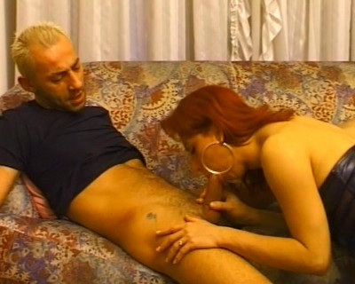 Little Tranny Dick - Scene 3