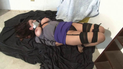 Bound and Gagged – Sofie Marie Tied by Jon Woods