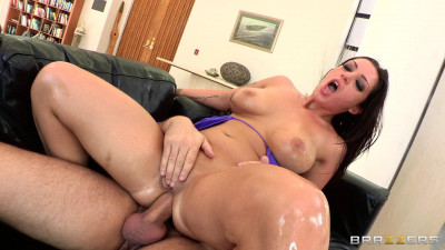 He Fucks Her Ass Until She Cums Over And Over