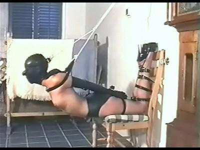 She will be subjected to bondage and extreme punishment!