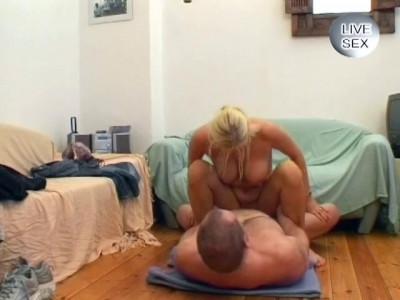 Fuck in a bedroom