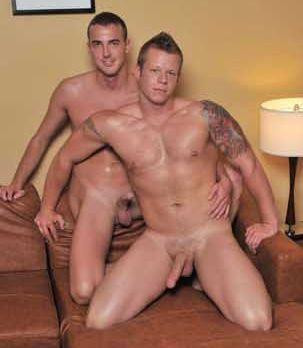 BarebackThatHole - Travis Turner and Riles Clayton