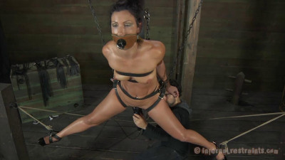 InfernalRestraints  Wenona  Riding The Rope