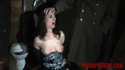 BDSMPrison – Nadja Is Imprisoned & Will Endure BDSM Punishment & Head Games