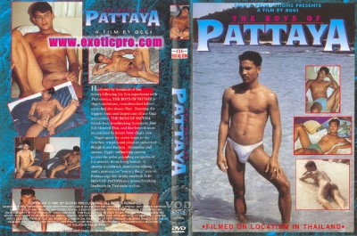 XXX The Boys of Pattaya