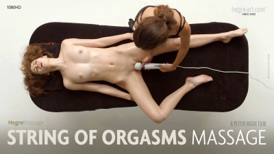 Hegre-Art — String Of Orgasms Massage — 1080p HD