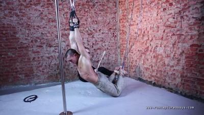RusCapturedBoys — Judoist Vitaly in Slavery — Pt 1