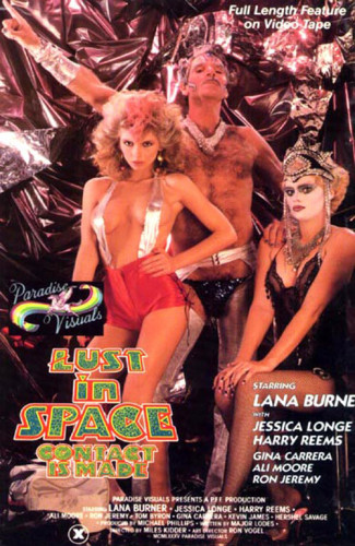 Lust In Space (1985)