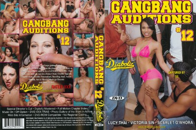 Gangbang Auditions #12