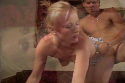 Gorgeous Sharon Wild Takes A Creampie
