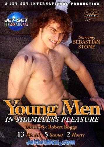 Description Young Men in Shameless Pleasure