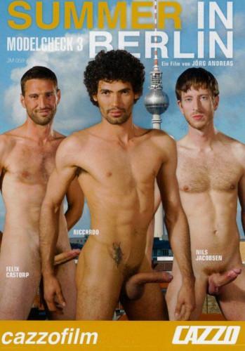 Model Check 3: Summer In Berlin