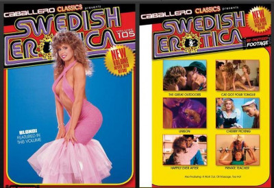 Swedish Erotica 89 - Hyapatia Lee (Caballero Home Video)