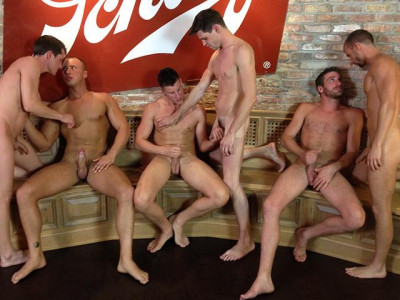 ClubJasonSparks - Milwaukee Orgy