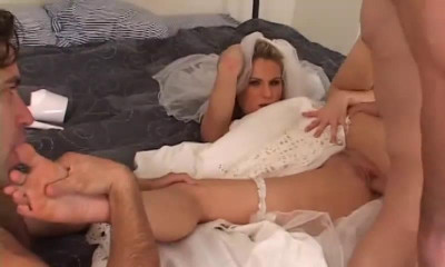 Cuckolded On My Wedding Day #4