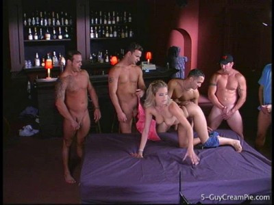 5 Guy Cream Pie 01 - Scene 2