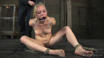 Hardtied - Apr 03, 2013 - Houdini Trapped - Tracey Sweet