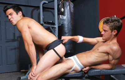 Suite703 - Hot Jocks Nice Cocks - Chad Davis and Cody Springs