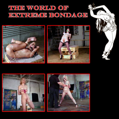 The world of extreme bondage 167