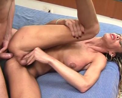 Big Tit Trans Fantasy - Scene 2