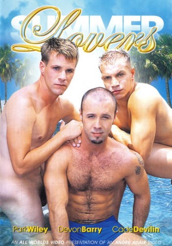 Summer Lovers - erotic short twink story.