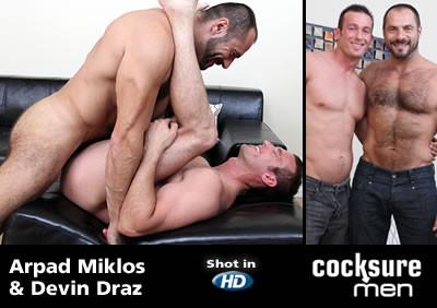 Arpad Miklos & Devin Draz
