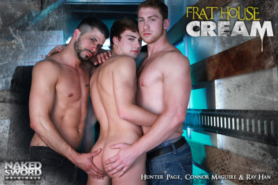 Frat House Cream Ep.2- Truck Load - Hunter Page, Connor Maguire Ray Han