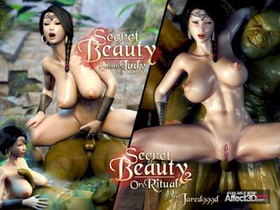 Secret Of Beauty (Orc Ritual – Stone Lady)