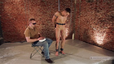 RusCapturedBoys — Rent-a-Boy Andrei. Final Part