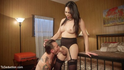 Amanda Jade's debut on TS Seduction!
