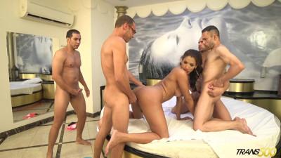 Brazilian TS Tamarah Camargo