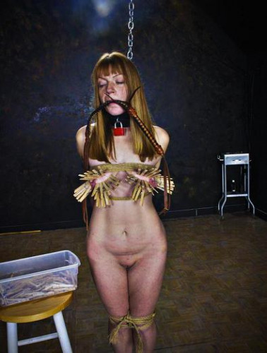 Katslut is a beautifiul redheaded piece of slavemeat
