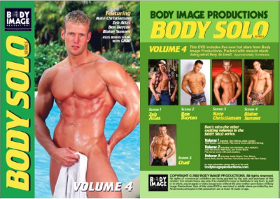 BodyImage — Body Solo Vol.4