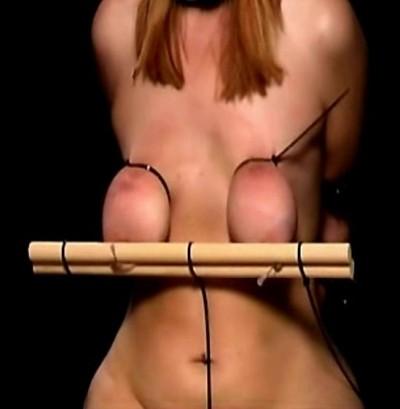 Kat Slut Nipple Torture