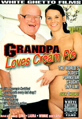 Grandpa Loves Cream Pie 1