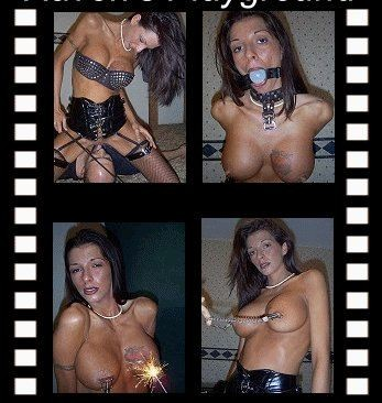 Amateur Slave video - Raven's Playground
