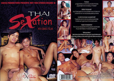 Wet Thai Stories 18: Thai Sexation