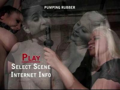 Pumping Rubber DVD