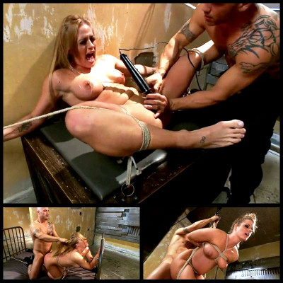 Milf Gets Ass Fucked In Tight Bondage (14 Feb 2014) Fucked And Bound