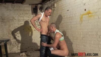 Hard Brit Lads — Edward Fox and Jack Jefferson