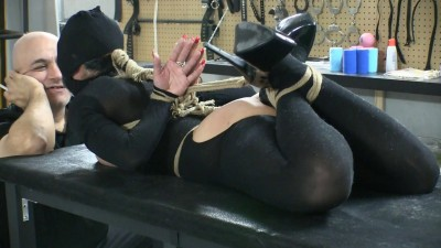 A Body Stocking Part 2 - An Unhappy Asiana Makes