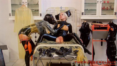 The Rubber Clinic 3(13 video)