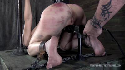 Infernal Restraints – Queen Of Pain 2 – Elise Graves – Mar 1, 2013