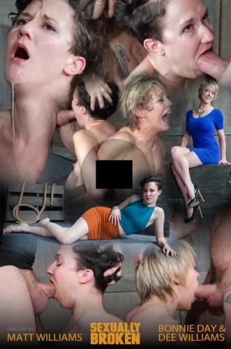 SexuallyBroken - Feb 22, 2017 - Dee Williams, Bonnie Day, Matt Williams, Sergeant Miles