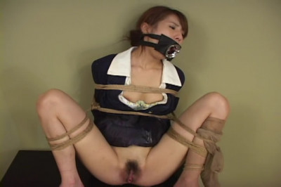Virgin babe in bondage