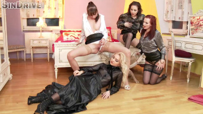 Pretty Pervy Pit Stop Pussies-So Sweet, So Cute, So Fuckin Damn Hot and Really Ready