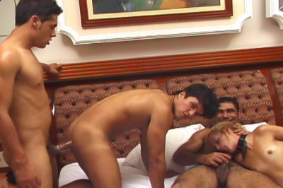 Bi Sex Sandwich 3, scene 3