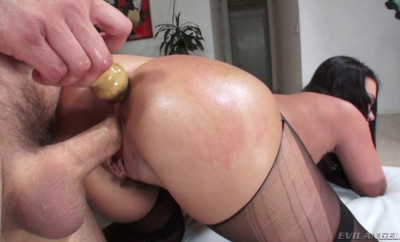 Legendary anal for dirty slut