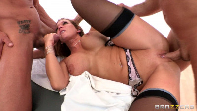 Hot Gang Bang For The First Time